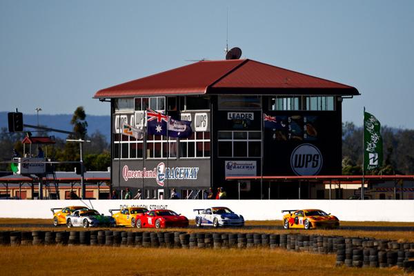 Australian Motor Racing Championship, Queensland Raceway, Ipswich, Australia, 17-18 May 2008