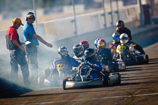 Top Gear Racing Series, Queensland Raceway, Ipswich, Australia, 17 August 2008