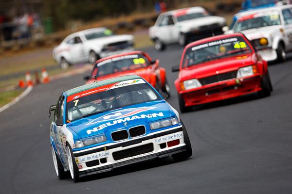 Queensland State Championships, Morgan Park Raceway, Warwick, Australia, 4-5 October 2008