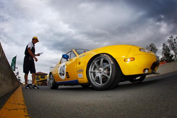 Top Gear Racing & Sprint Series, Queensland Raceway, Ipswich, Australia, 1-2 November 2008