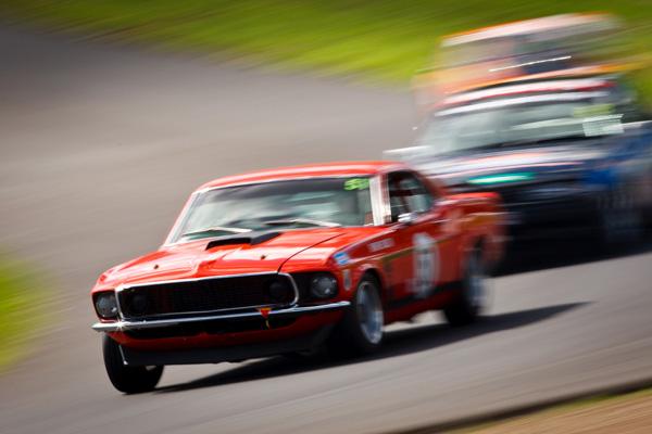 Lakeside Open Sprint Series, Lakeside Raceway, Brisbane, Australia, 19 April 2009