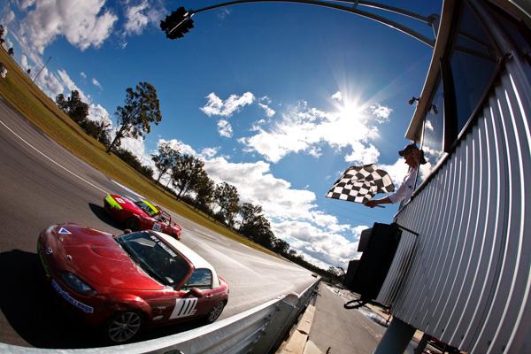 MX5 Nationals, Morgan Park Raceway, Warwick, Australia, 6-7 June 2009