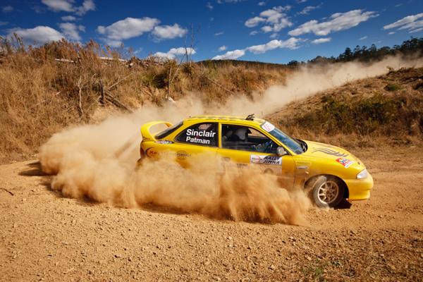 Queensland Rally Championship, Jimna, Sunshine Coast, Australia, 18-19 July 2009