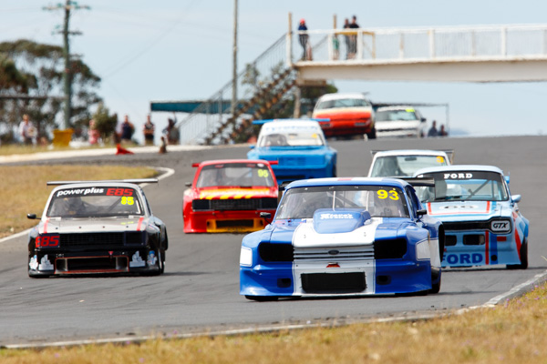 Queensland State Championships, Morgan Park Raceway, Warwick, Australia, 29-30 August 2009