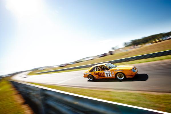 Classic Speed Festival, Lakeside Raceway, Brisbane, Australia, 19-20 September 2009