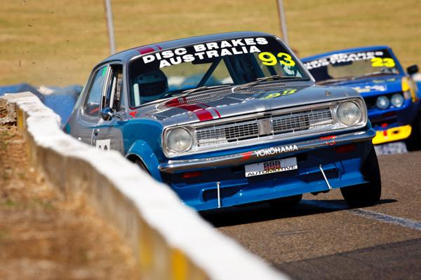 New South Wales State Championships, Oran Park Raceway, Sydney, Australia, 1 November 2009