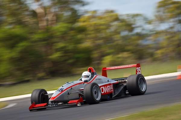 Independent Race Series, Morgan Park Raceway, Warwick, Australia, 20-21 March 2010