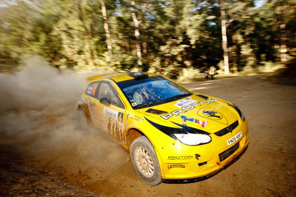 International Rally Of Queensland, Imbil, Sunshine Coast, Australia, 13-15 May 2011