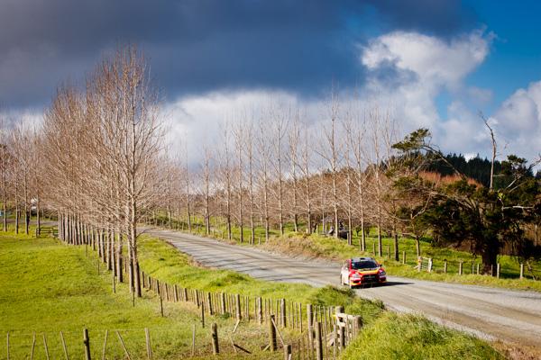 2011 Rally Whangarei