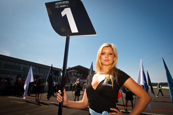FIA GT3 Championship, SlovakiaRing, Slovakia, 19-21 August 2011