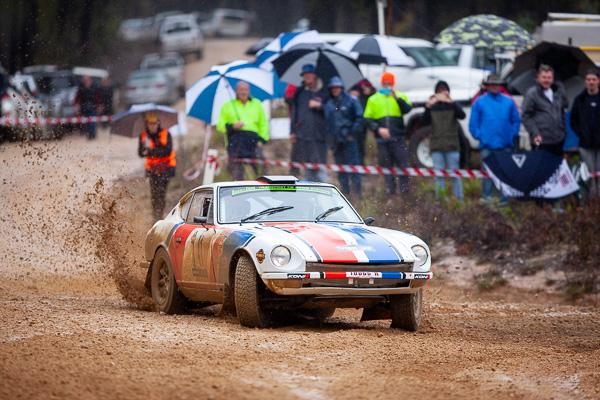 Alpine Rally, East Gippsland, Australia, 29-30 November 2019
